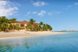 One&Only Hotel on Palm Jumeirah
