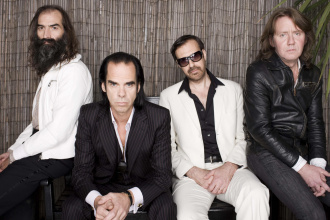 Nick Cave & The Bad Seeds will perform in Saint Petersburg on July 25
