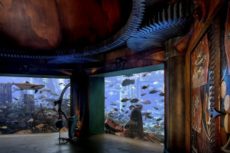 Lost Chambers opening hours in Atlantis hotel in Dubai
