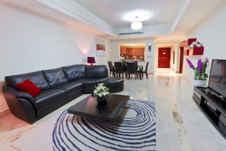 Short-term rental apartments in Dubai will solve your problem with accommodation.