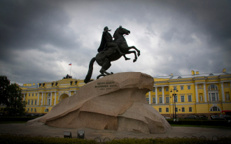 Saint Petersburg – the most pompous capital of the Russian emperors
