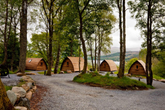 Accommodation in nature – is there any options?