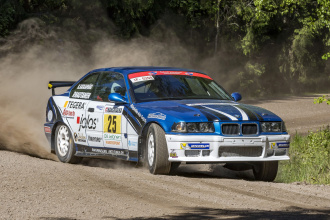 The fourth stage of European Rally Championship will take place in Larnaca on July 15-17