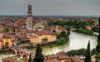 Verona – one of the most beautiful and romantic cities in Italy